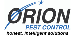 Orion Pest Control Logo